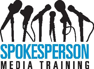 spokesperson media training